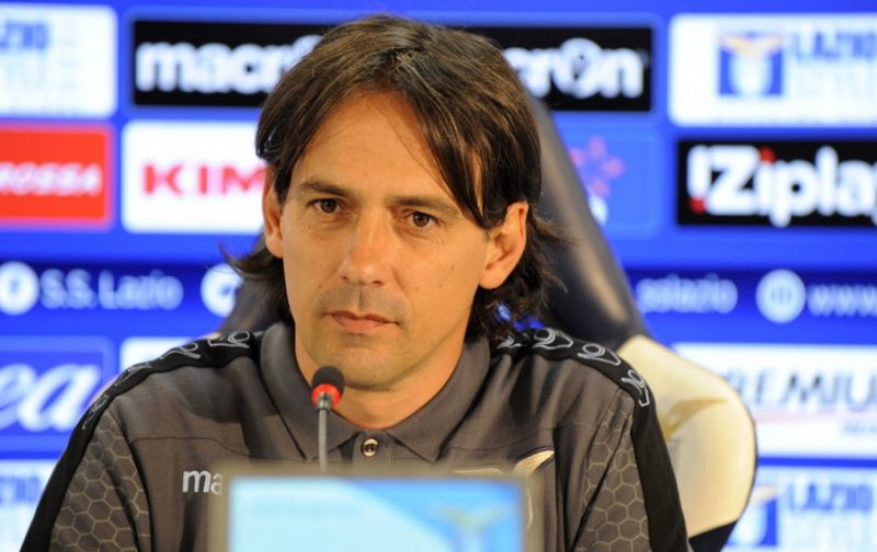 Inzaghi: Serie A is Lazio's priority after Europa League defeat