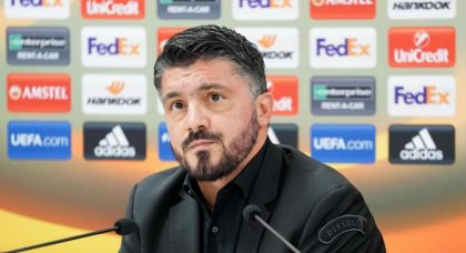 Gattuso: I liked the reaction from AC Milan