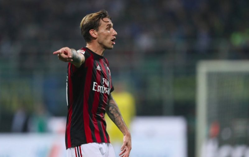 AC Milan offer midfielder to Norwich City and Watford
