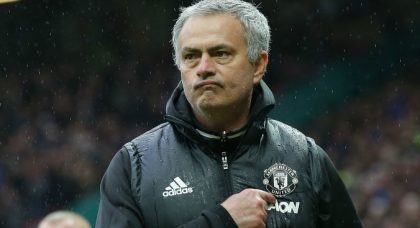 Mourinho: Manchester United deserved at least a draw,  but got the win
