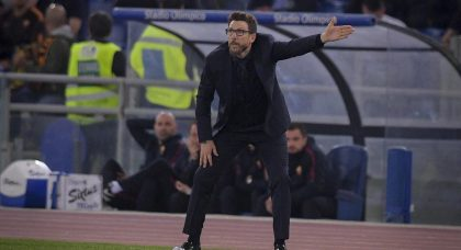 Multiple candidates in line to replace Di Francesco at Roma