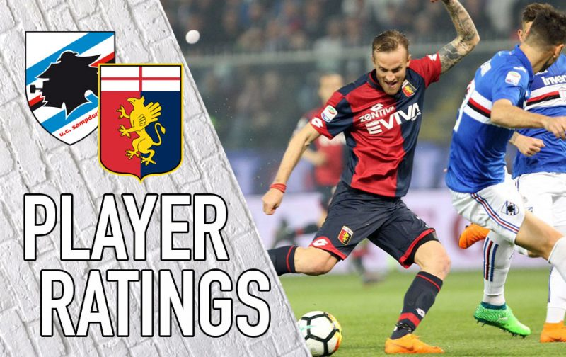Genoa Player Ratings: Brilliant backline wins the day
