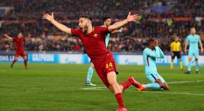 Roma face daunting task if they are to repeat Champions League heroics