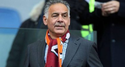 Pallotta: Anyone who isn't committed to Roma can leave