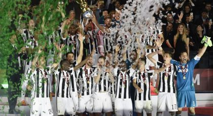 The best pictures from Juventus' 13th Coppa Italia win