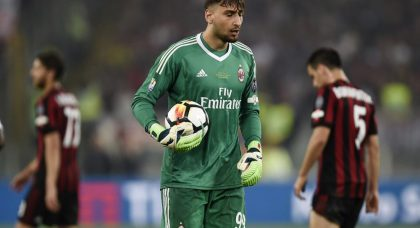 AC Milan left reeling as Donnarumma horror show, and Kalinic own goal gifts Coppa Italia to Juventus