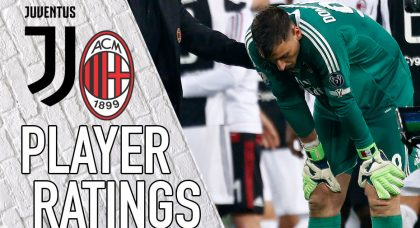 AC Milan player ratings: Donnarumma's disaster