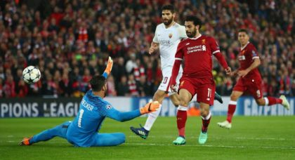 Roma win but it isn't enough to usurp Liverpool