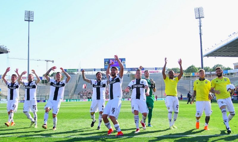 Parma must exploit their list of connections to retain Serie A status