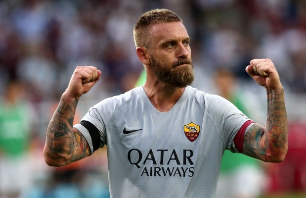 Daniele De Rossi: The captain of the future who moulded his own Roma legacy