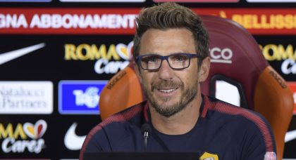 Di Francesco: I can only apologise for this result