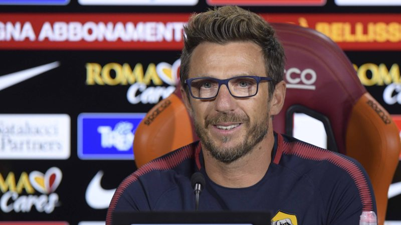 Di Francesco: Roma can't sacrifice identity to defend