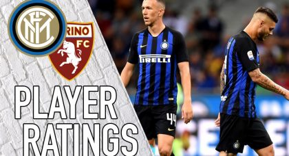 Inter Player Ratings: Politano ignites new-look attack