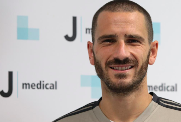 Juventus and Bonucci must forgive and forget for greater good