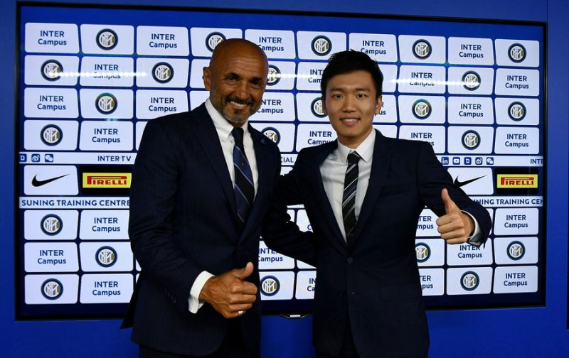 Spalletti happy with Inter squad even without Real Madrid star