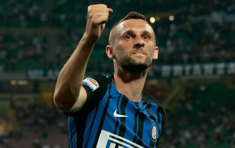 The importance of Brozovic to Inter