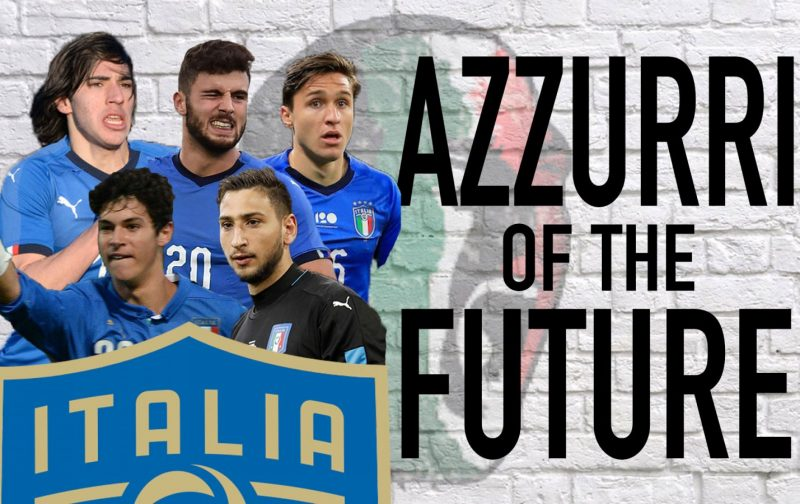 29 Italian Youngsters – Azzurri of the Future