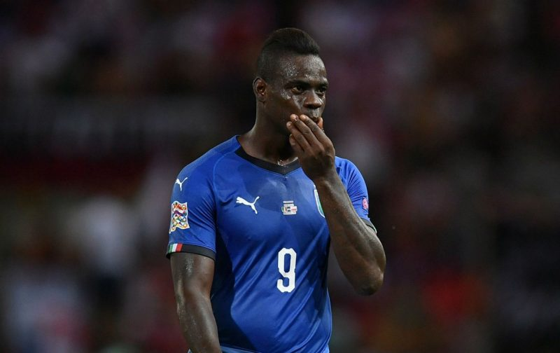 Sacchi blasts Balotelli after Italy disappointment