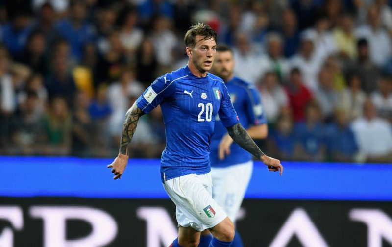 Bernardeschi forced out of Italy squad