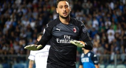 Donnarumma: Sassuolo victory could be turning point for AC Milan