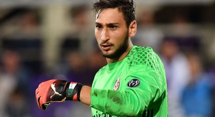 AC Milan open to offers for goalkeepers