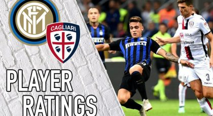 Inter Player Ratings: Lautaro lights up the Giuseppe Meazza