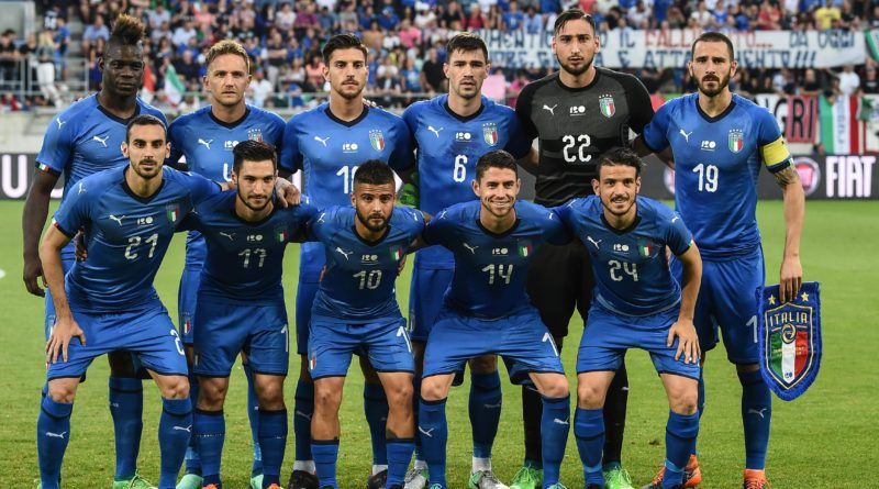 How the Azzurri should line-up against Poland