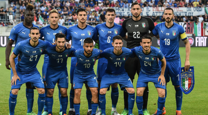 How The Azzurri Should Line Up Against Poland Forza