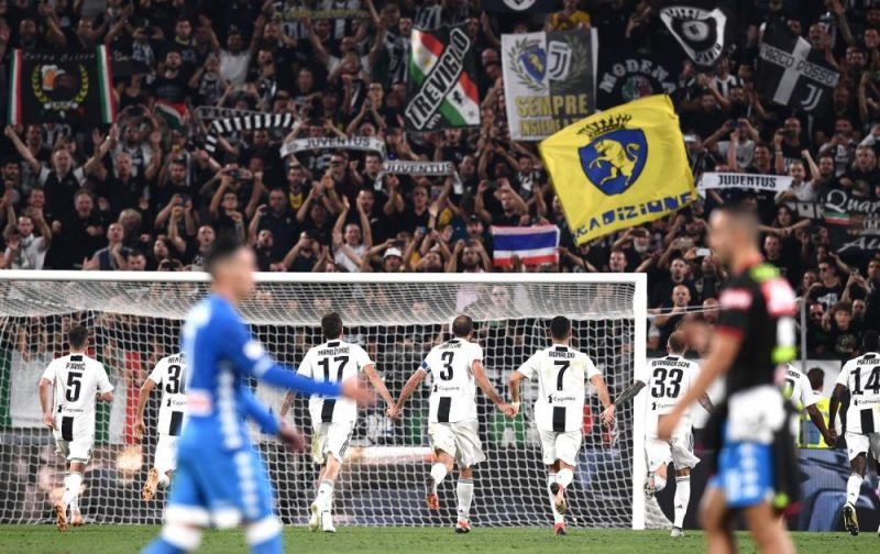 Juventus pass the Napoli test and already have the Scudetto in sight