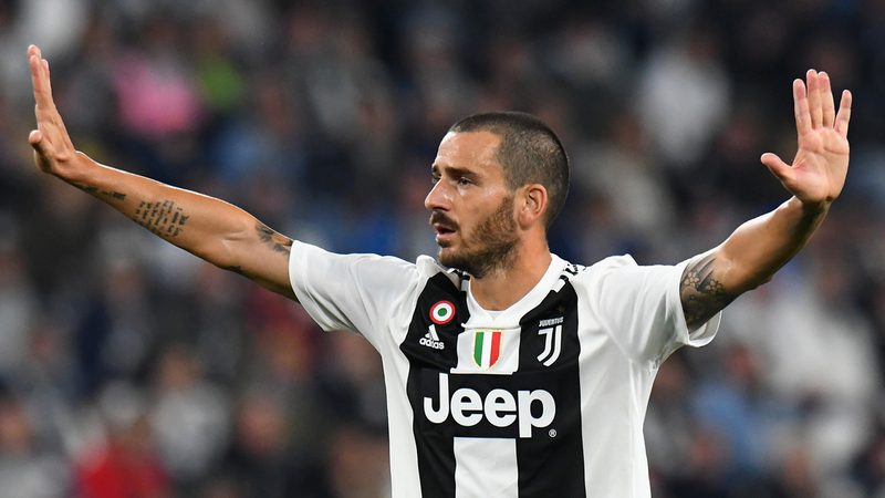 Bonucci: Leaving Juventus was a big mistake
