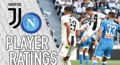 Napoli player ratings: Full-backs flop badly in Turin