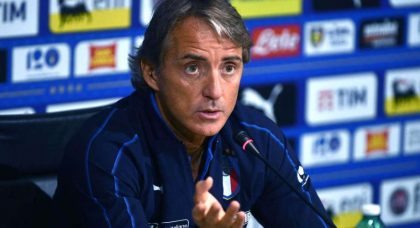 Mancini: Greece victory shows Italy have great potential