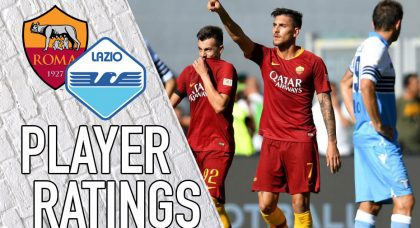 Roma player ratings: Sensational Pellegrini secures derby day spoils