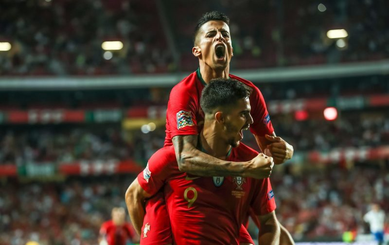 Andre Silva steals the points as poor Italy lose to Portugal