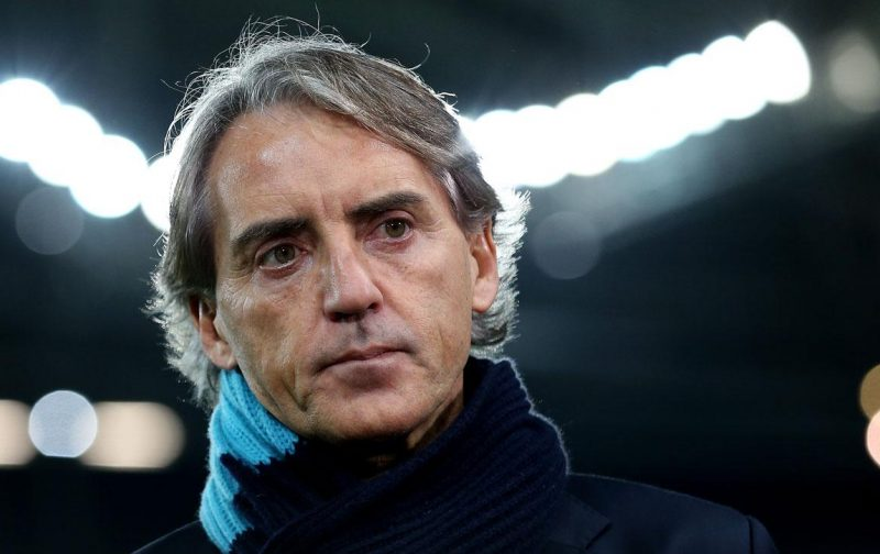 Hypocritical Mancini falls victim to his own failure to give Italian players Serie A opportunities