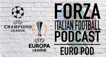 PODCAST: Italy dominates in Europe