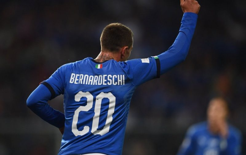 Bernardeschi: Improved performance from Italy
