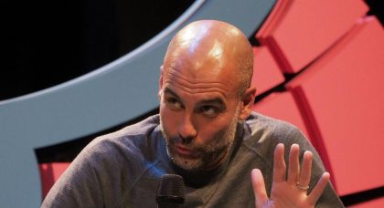 Manchester City boss Guardiola hints at future Serie A move