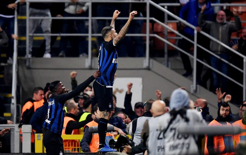 Captain Incredible Icardi continues to inspire Inter