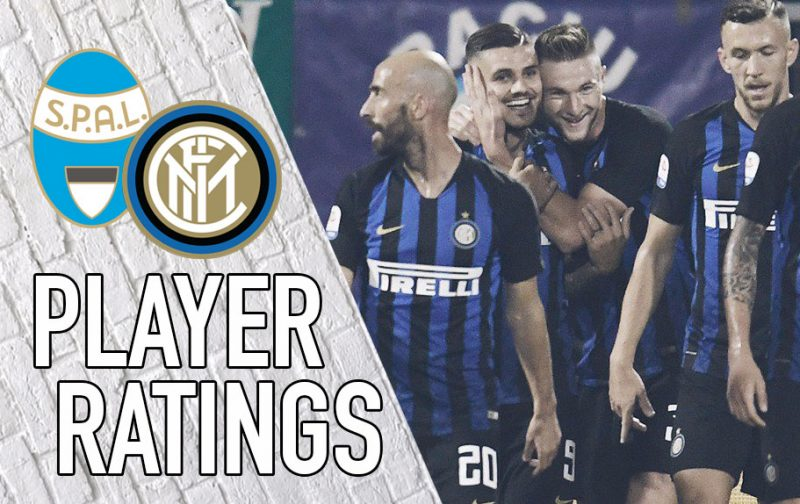 Inter player ratings: Captain Icardi at the double