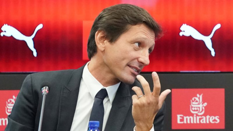 Leonardo: AC Milan unjustly eliminated