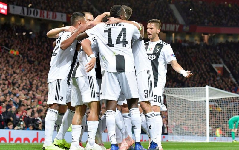 Europe Beware, Juventus laid down their Champions League marker in Manchester