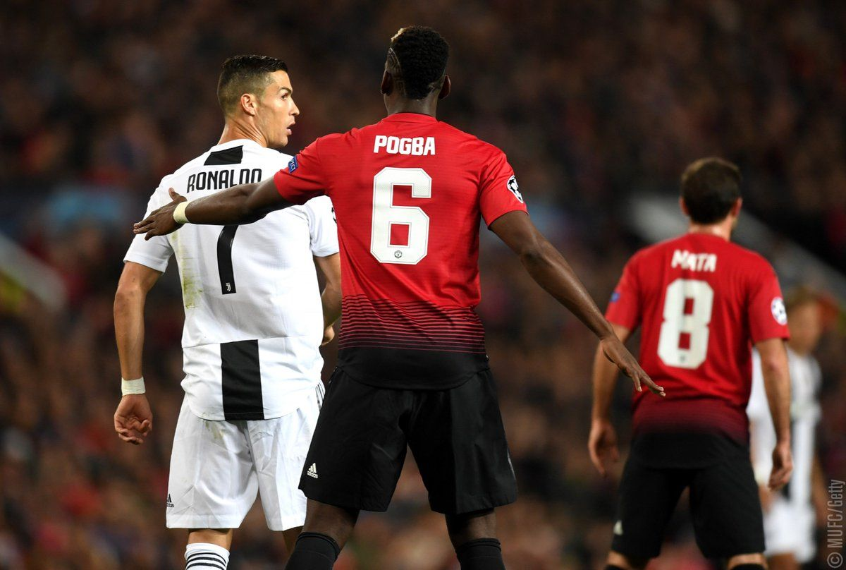 Juventus make light work of Manchester United to ...