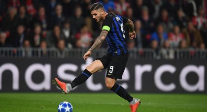 Icardi and Inter keep their cool to take down PSV