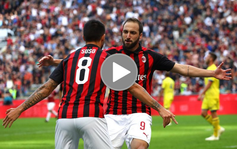 VIDEO: Things clicking for AC Milan
