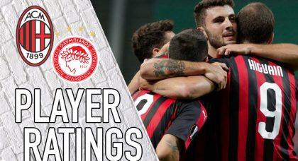 AC Milan player ratings: Cutrone saves the day