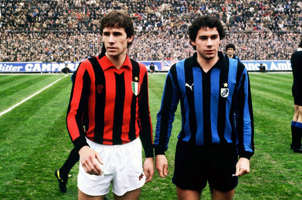 Inter V Ac Milan A Brief History Of The Derby Della Madonnina Forza Italian Football