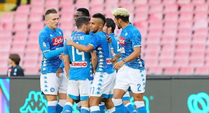 Napoli reserves make most of their chance