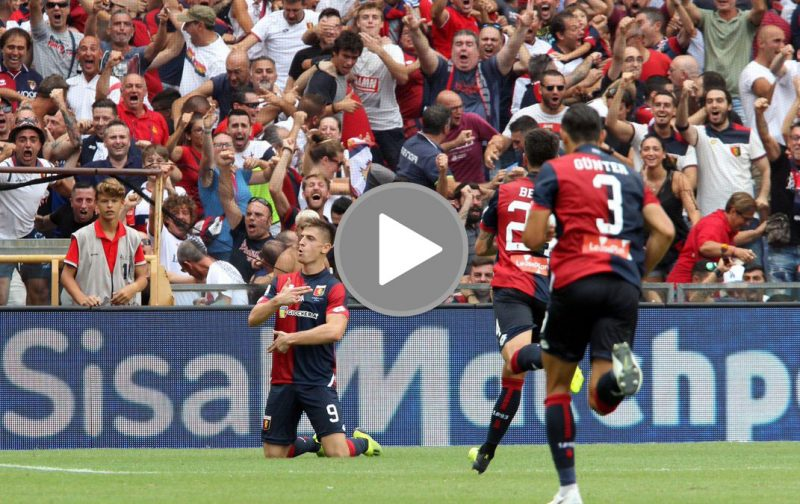 VIDEO: Piatek and Parma Problems for Genoa