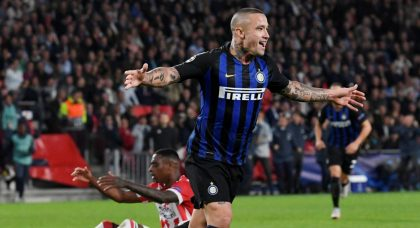 Inter star rules out early exit